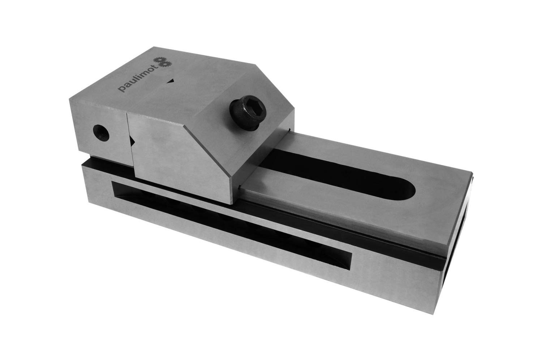 PAULIMOT Maschinenschraubstock 100 mm Backenbreite
