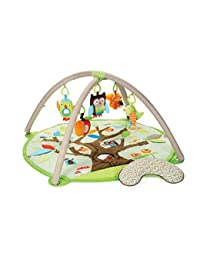 Skip Hop Baby Treetop Friends Activity Gym/Playmat, Multi BOBEBE Online Baby Store From New York to Miami and Los Angeles