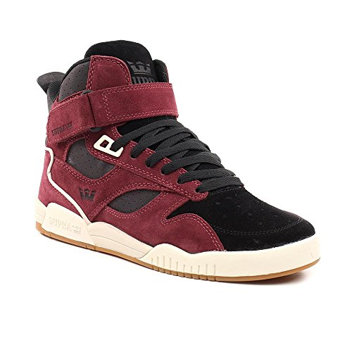 Supra Bleeker Shoes - Andorra / Black / White -UK 9