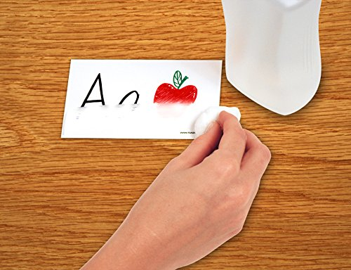 Double Sided Reusable Dry Erase Index Cards