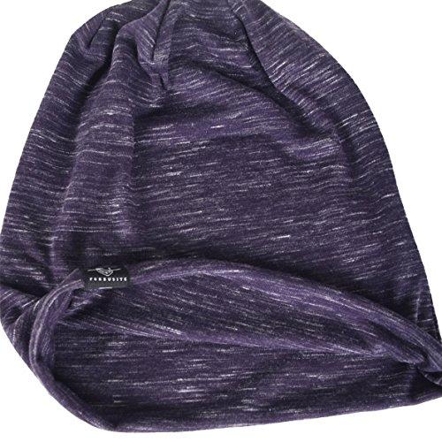 para Hombre Multi Punto Gorro de Purple HISSHE CwxHFqSS