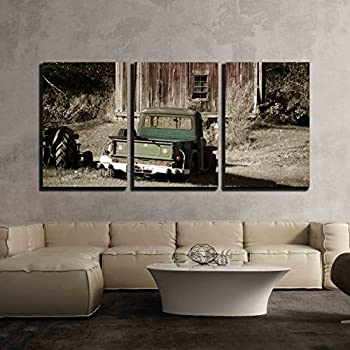 Amazon Canvas Print Wall Art Painting For Home Decor Vintage