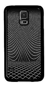 amazing Samsung Galaxy S5 cover Black Lock Screen PC Black Custom Samsung Galaxy S5 Case Cover