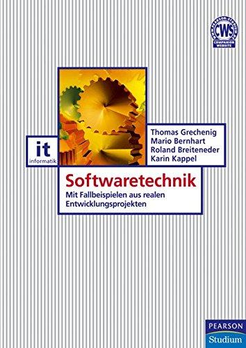 Download Softwaretechnik: Mit Fallbeispielen aus realen Entwicklungsprojekten (Pearson Studium – IT) (German Edition) Pdf