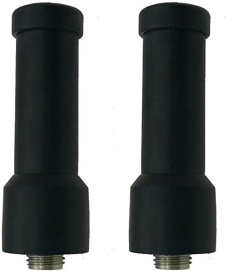 5* SMA-F UHF400~480MHz Short Soft Antennas fit Kenwood BAOFENG UV5R//888s Radios