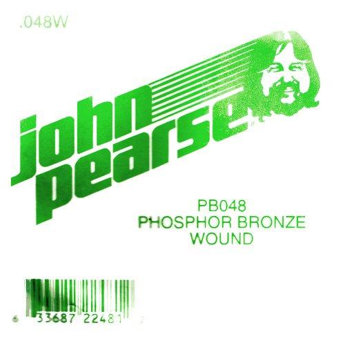 John Pearse Strings .48 PB Ball Phosphor Bronze Ball End String