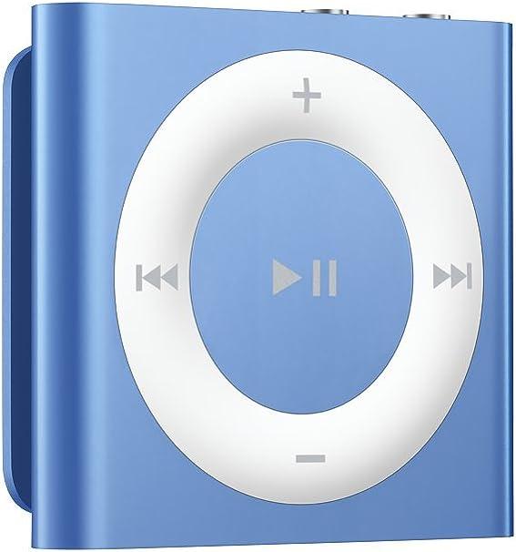Apple Ipod Shuffle 2 Gb Mp3 Player Modell 2010 11 Blau Audio Hifi