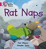 Collins Big Cat Phonics - Rat Naps: Band 01B/Pink B