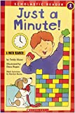 img - for Just a Minute (Hello Math Reader. Level 2) book / textbook / text book