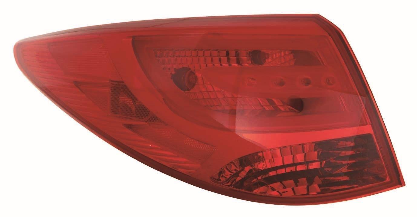 DEPO 321-1951R-AS Hyundai Tucson Passenger Side Tail Lamp Assembly