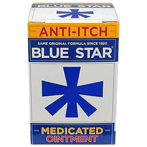 Blue Star Ointment, 2 oz. - Health Star