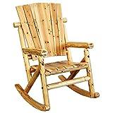 Leigh Country Aspen Porch Rocker Chair
