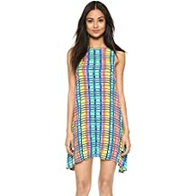 Mara Hoffman Women's Mosaic Swing Dress