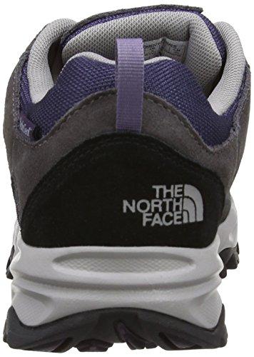 North Face W Storm WP (EU), Zapatillas de senderismo, Unisex adulto Azul / Gris