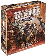 Rue Morgue - Zombicide Season 3, Galápagos Jogos, Multicor