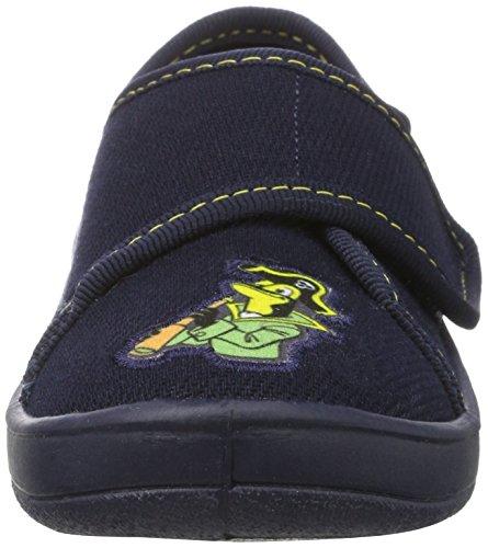 Lurchi Eddy - Zapatillas de casa de Material Sintético Niños 25 EU