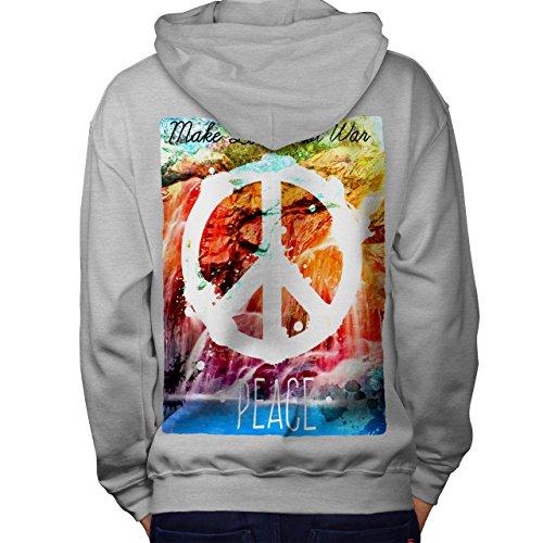 make love not war hoodie - 4