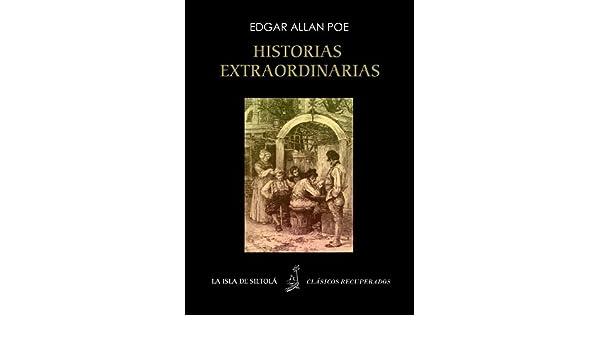 Cuentos de Poe: Historias extraordinarias (Ilustrado) (Siltolá, Clásicos Recuperados) (Spanish Edition) - Kindle edition by Edgar Allan Poe, ...