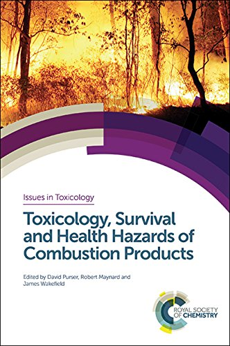 Toxicology, Survival and Health Hazards of Combustion Products (Issues in Toxicology)
