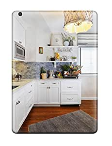 For Ipad Air Protector Case White Kitchen With Hardwood Floors Phone Cover