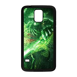 Street Fighter X Tekken, Fighter, Magic, Hand, Eyes funda Samsung Galaxy S5 caja funda del teléfono celular del teléfono celular negro cubierta de la caja funda EEECBCAAN04511