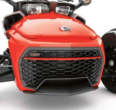 Can-Am Spyder SS Super Sport Custom Grill ALL F3 Models 219400595