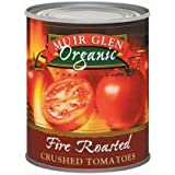 Muir Glen Crushed Fire Roasted Tomato (12x28 Oz)