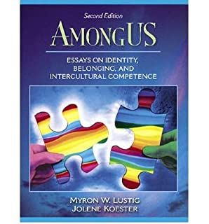 amongus essays on identity belonging and intercultural amongus essays on identity belonging and intercultural competence by lustig