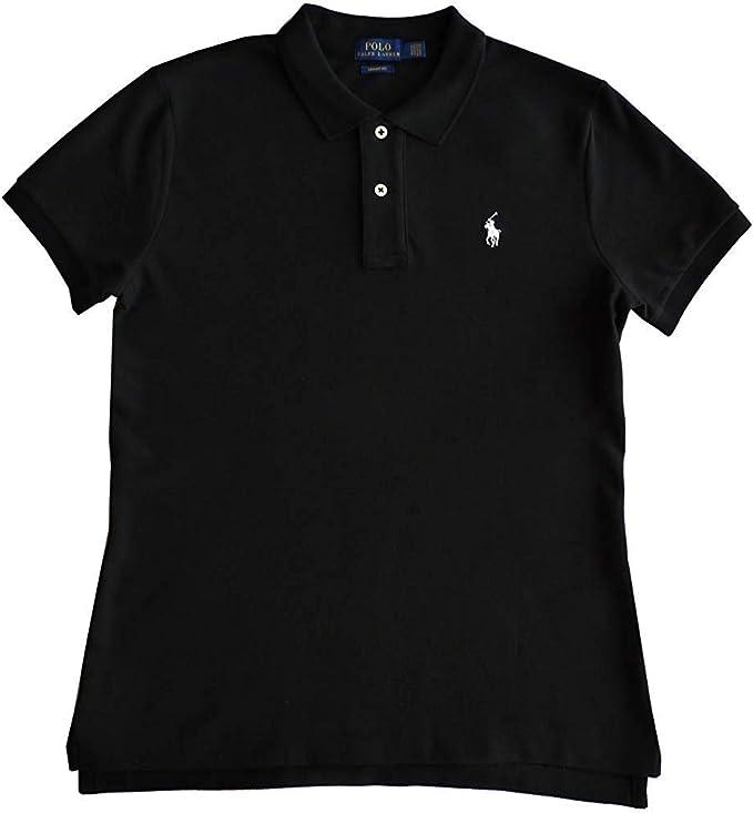 Polo Ralph Lauren Camisa de Polo T.L, Polo Flequillo, Ajustado ...