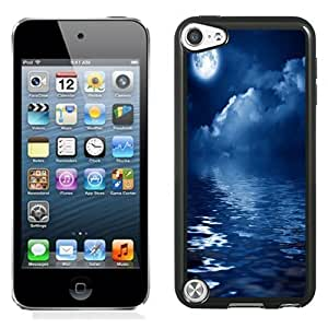 New Personalized Custom Designed For iPod Touch 5th Phone Case For Blue Sea Night Phone Case Cover