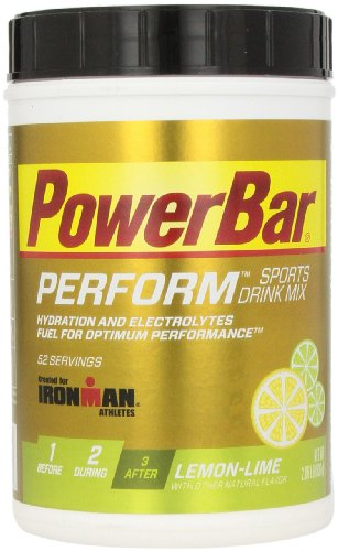 Powerbar Ironman Performance Beverage System, Lemon Lime, 936 Grams