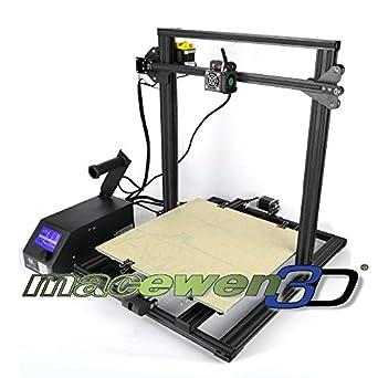 macewen3d Creality 3d impresora de gran formato cr-10-s4 barcos de ...