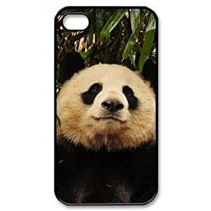 Hard Shell Case Of Panda Customized Bumper Plastic case For Iphone 4/4s