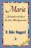 Marie, H. Rider Haggard, 1421841657