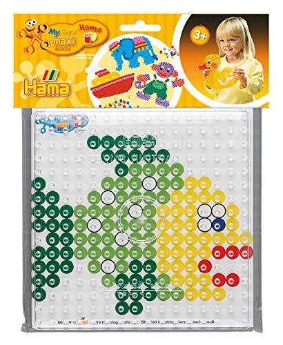 - Hama 8283 Maxi Sachet Mm Square Plate + Models