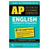 img - for AP English Literature & Composition (REA) - The Best Test Prep for the AP Exam (Advanced Placement (AP) Test Preparation) by Pauline Beard Ph.D. (1990-12-12) book / textbook / text book