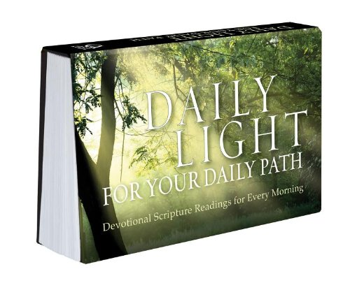 Daily Light for Your Daily Path Pocket Companion: Devotional Scripture Readings for Every Morning