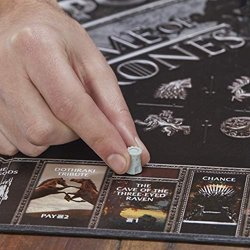 Monopoly Game of Thrones Board Game for Adults by Monopoly (Image #6)
