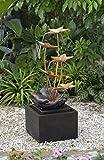 JecoInc FCL110 Multi-tier Metal Flowers Fountain