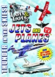 Lots & Lots of JETS and PLANES for Kids Vol 1 DVD