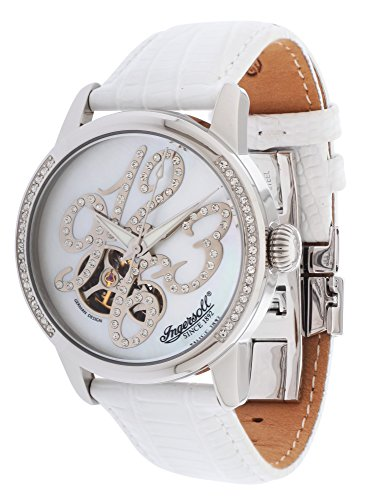 Ingersoll Women Watch Blues Limited Edition White IN4901WH