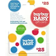 buybuy Baby Gift Card $25
