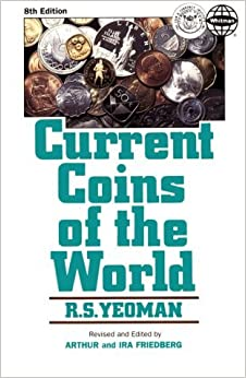 Book Current Coins of the World by R. S. Yeoman (1988-06-30)