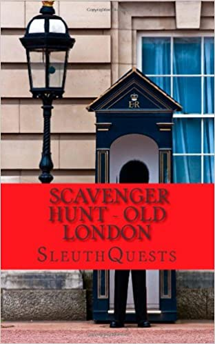 Scavenger Hunt - Old London
