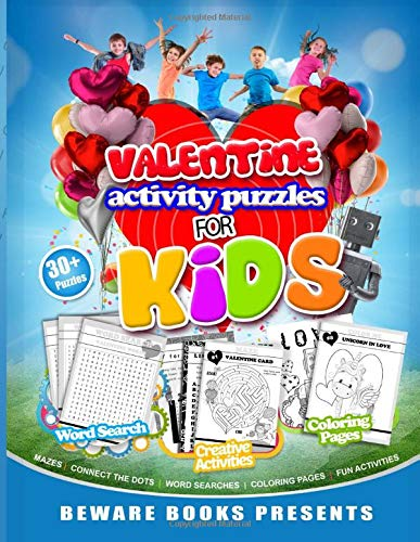 Printable Valentine's Day Dot to Dots Puzzles | Woo! Jr. Kids ... | 500x387