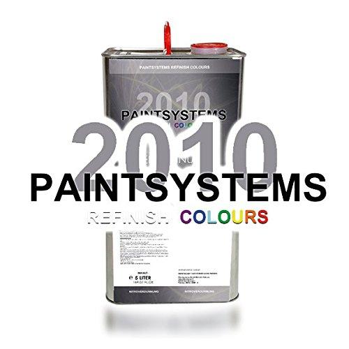 Acrylverdü nnung, 5Liter Paintsystems GmbH