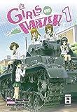 Girls und Panzer 01