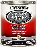 Rust-Oleum 262275 Gray Primer Automotive Auto Body Primer - 32 oz.