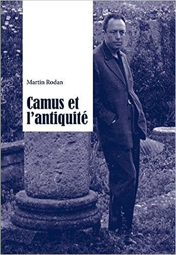 Lire en ligne Camus Et L'antiquité epub pdf