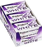 Trident White Gum Cool Rush